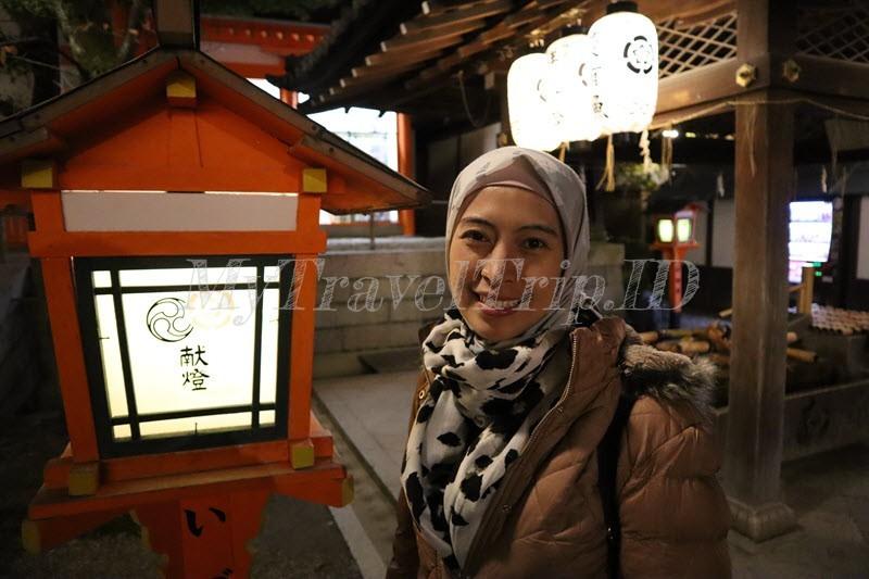 Area Air Suci Kuil Yasaka