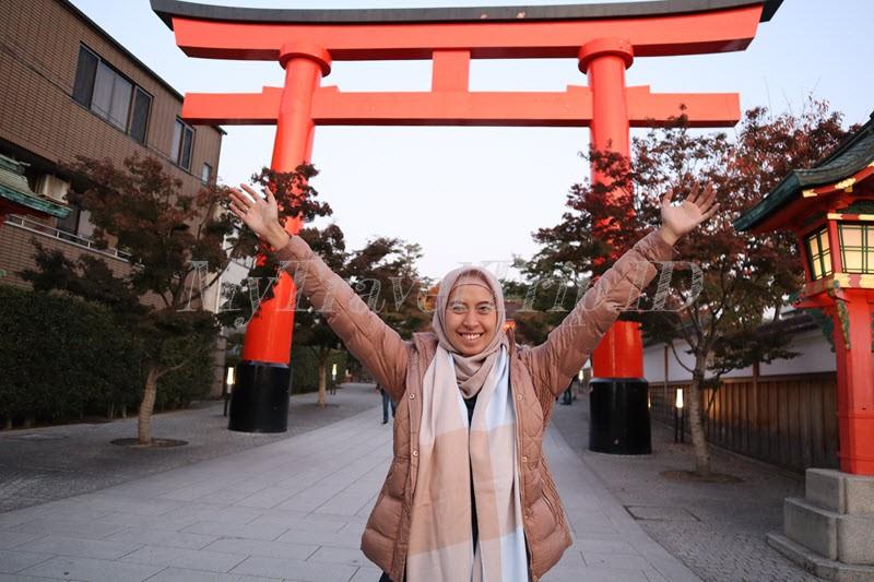 Gerbang Utama Fushimi Inari