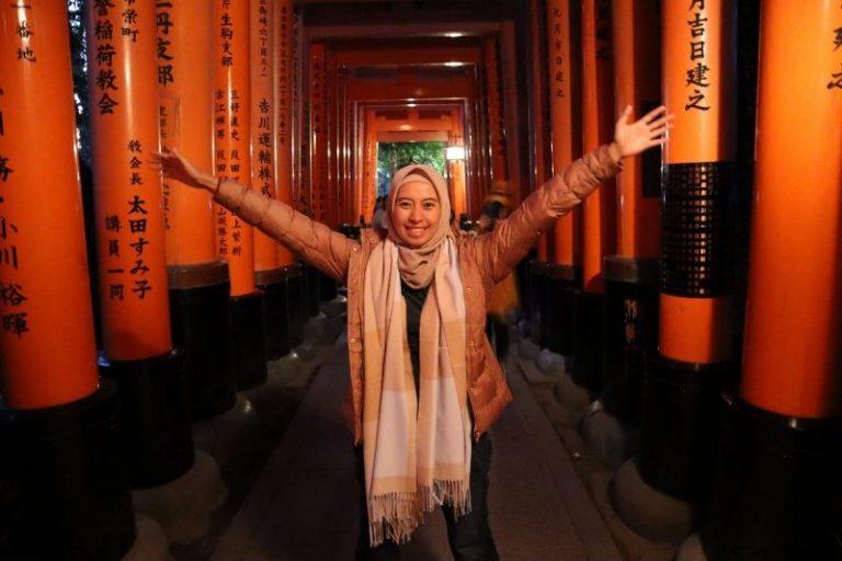 Hari Kelima di Jepang: Nishiki Market, Arashiyama, Fushimi Inari, Kyoto Tower