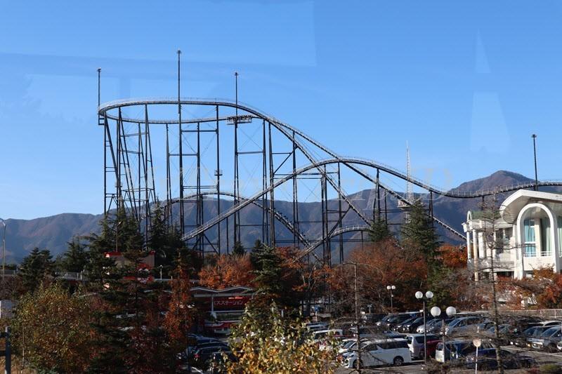 Sebelum Ke Kawaguchiko St. Kamu Akan Melewati Fuji-Q Highland