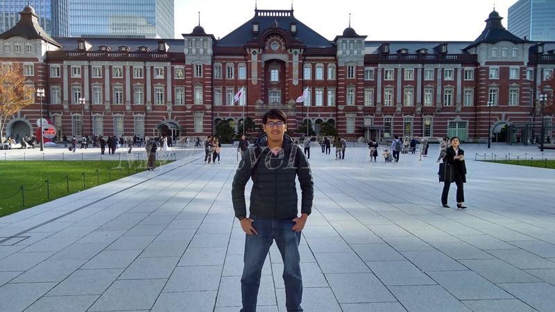 Bagus Sekali Desain Bangunan Tokyo Station